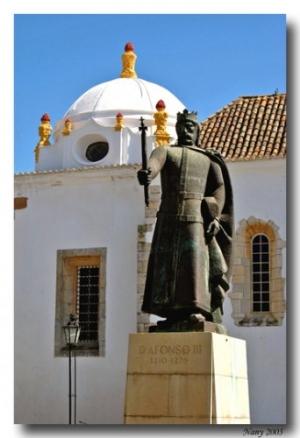 /Rei de Portugal e dos Algarves...