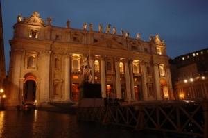 /Vaticano - Praça de São Pedro