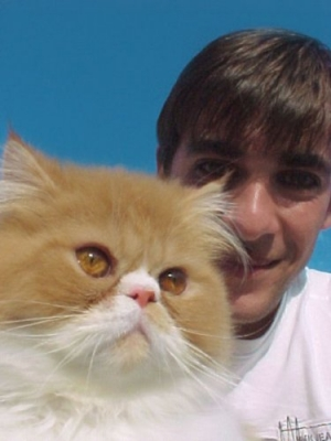 /Me and THE Cat