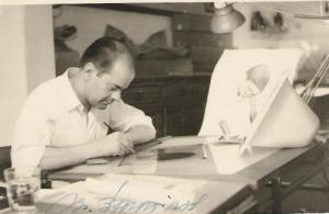 Retratos/O meu Pai...