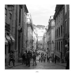 Paisagem Urbana/Pessoas
