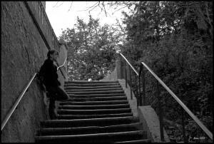 /l'escalier