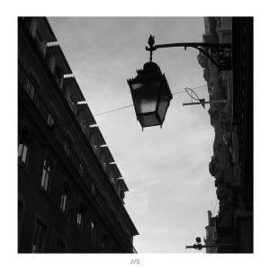 Paisagem Urbana/O Candeeiro