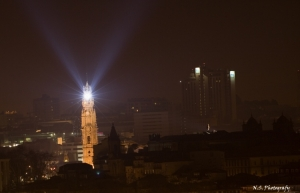 Paisagem Urbana/**Clerigos By Night**