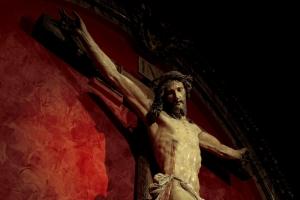 /O meu caminho é a minha cruz......