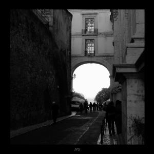 Paisagem Urbana/A Porta