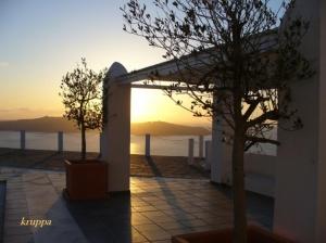 Paisagem Natural/Santorini-Grécia.