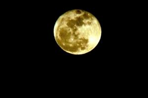 Macro/recortes da lua
