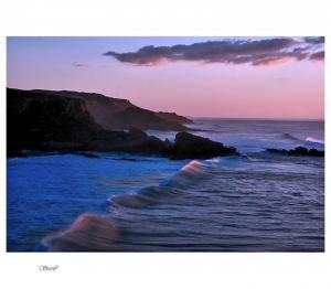 Paisagem Natural/Encontro com o mar...