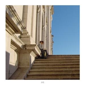 Paisagem Urbana/Escadas