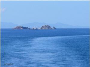 Paisagem Natural/O azul das ilhas gregas.