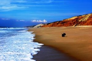 Paisagem Natural/Praia do Pinheirinho