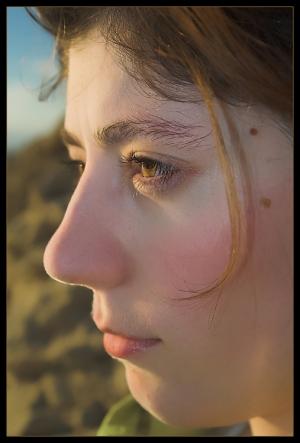 Retratos/Mónica...