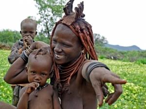 Retratos/Uma Mais...Himba
