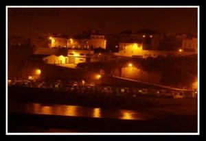 Paisagem Urbana/Ericeira de noite