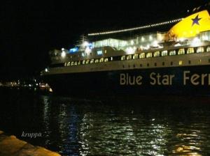 Gentes e Locais/Blue Star-ferry boat
