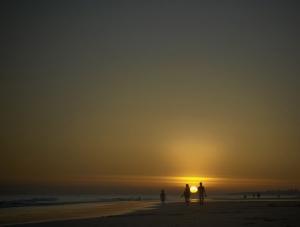 /O dia em que levámos o sol para casa...