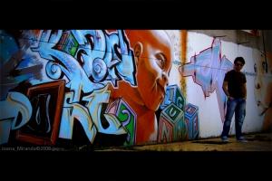 Gentes e Locais/Graffiti