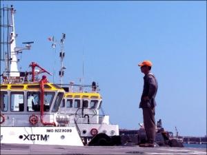 Outros/Supervisando el trabajo...Puerto de Veracruz, Mex