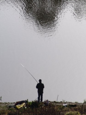 Paisagem Natural/Pesca