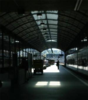 /A gare