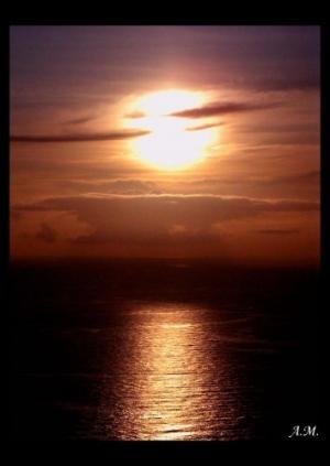 /Por do sol VII