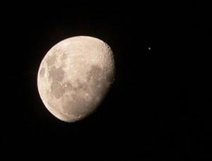 /Sob a luz da lua