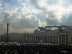 História/Praça de São Pedro-Vaticano