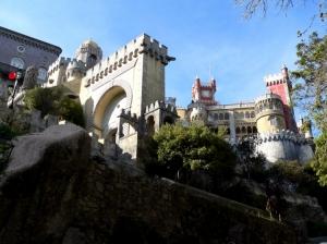 História/Palácio da Pena (I)