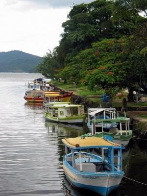 Outros/Barcos de Paraty