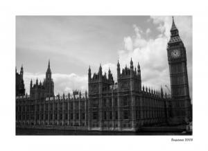 Paisagem Urbana/Big Ben