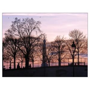 /O charme de Paris...
