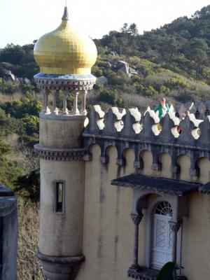 História/Palácio da Pena (X)
