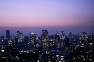 /Tokyo at night