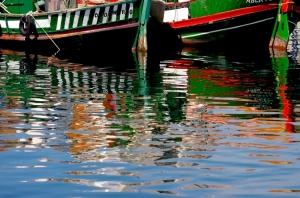 Paisagem Urbana/cores...na agua