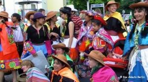 Gentes e Locais/Peruanas em Berlin