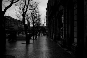 Paisagem Urbana/it still rains