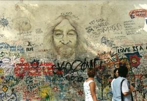 /Mural em homenagem a John Lennon