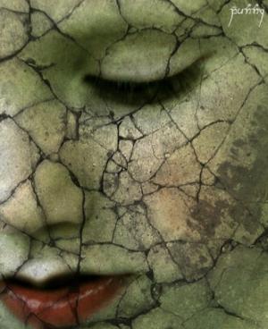 Arte Digital/Broken face