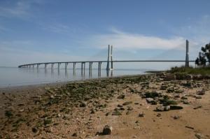 /A ponte e o rio