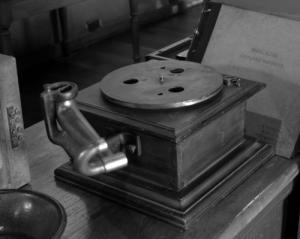 /Antigo gramophone