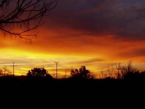 /As cores do céu