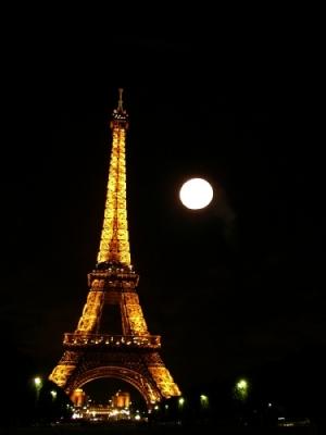 /Última lua em Paris...
