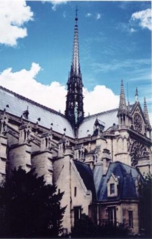 /Catedral de Notre Dame - Paris
