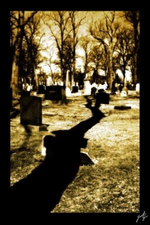 Outros/cemitério marcado