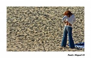 Outros/Menina de areia