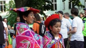 Gentes e Locais/As Peruanas em Berlin, maio 2008