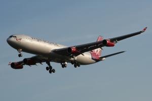 Outros/African Queen - G-VELD -  Virgin Atlantic A343