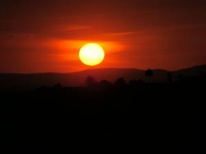 /Pôr-do-Sol em Belo Horizonte