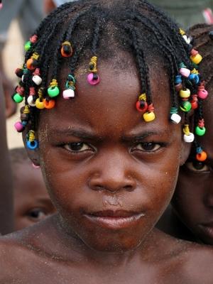 Retratos/África